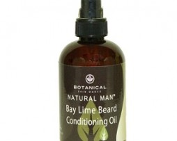 Bay Lime Beard Oil