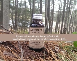 Cornwall Beard Oil