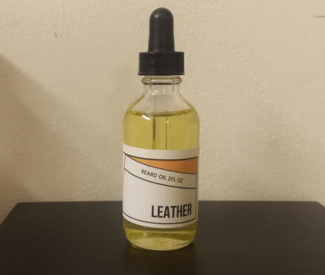 Leather Beard Oil