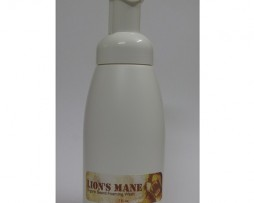 Lion's Mane Organic Beard Foaming Wash