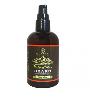 Bay Lime Beard Oil